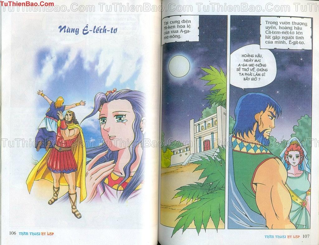 Thần thoại Hy Lạp Chapter 14 - Trang 52