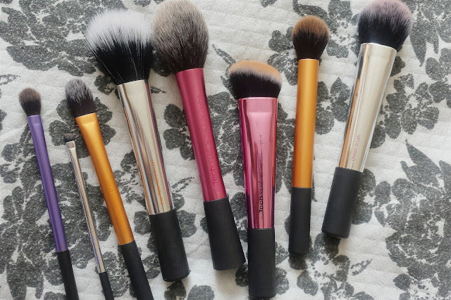 Beauty Products Worth The Hype, cult beauty products, real technique brushes