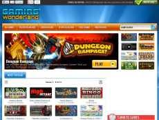 Gaming Wonderland juegos online gratis