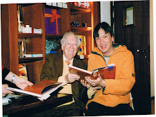 with the late Gaston Lenôtre