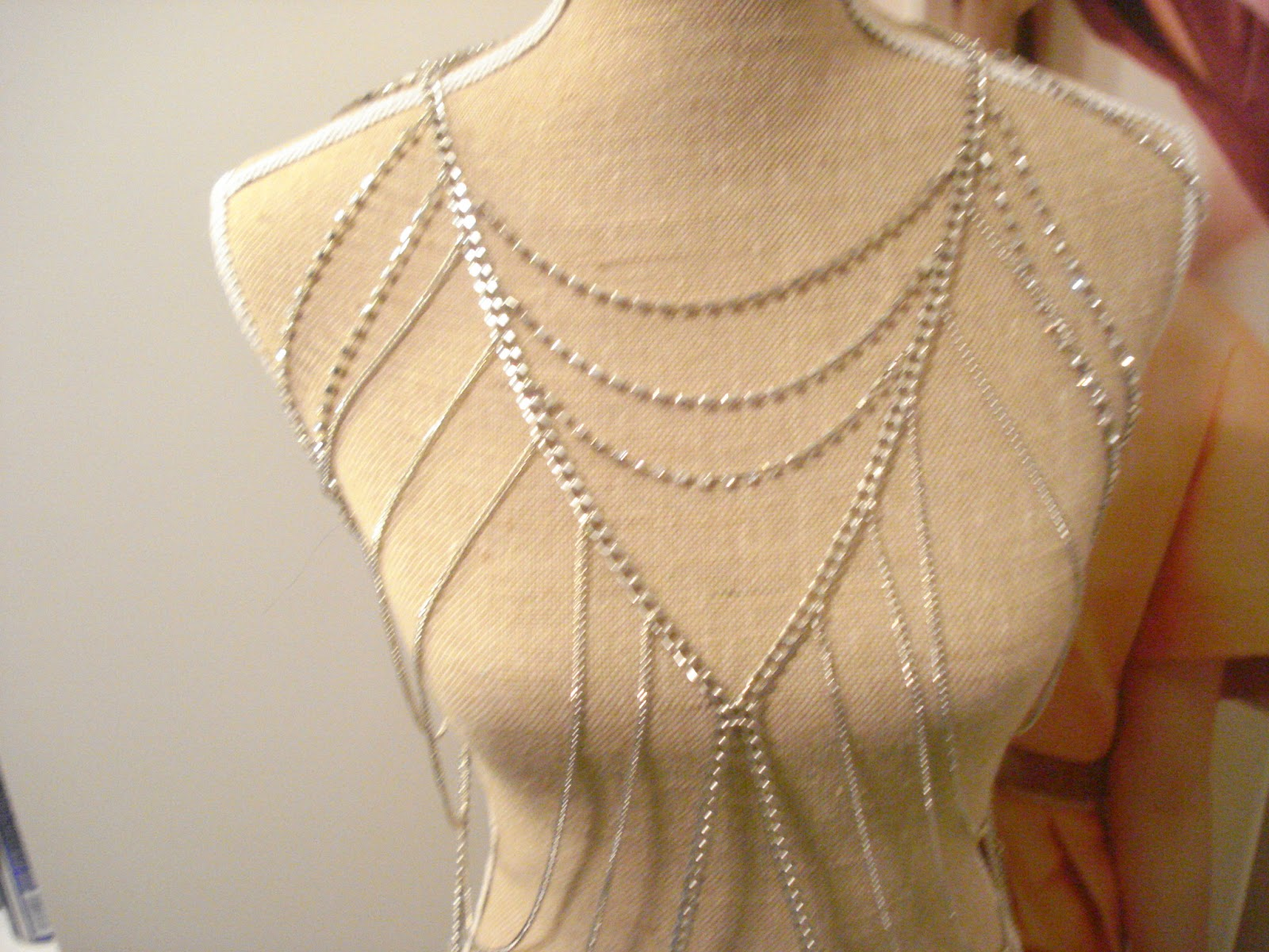 Step out in Style… How I wear Body Chains!