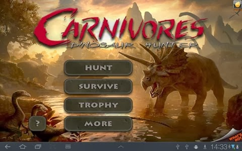 Download Carnivores: Dinosaur Hunter Jogos Android