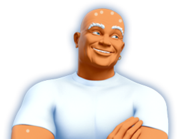 Captain Dan's Blog: July 2014 Real Mr Clean