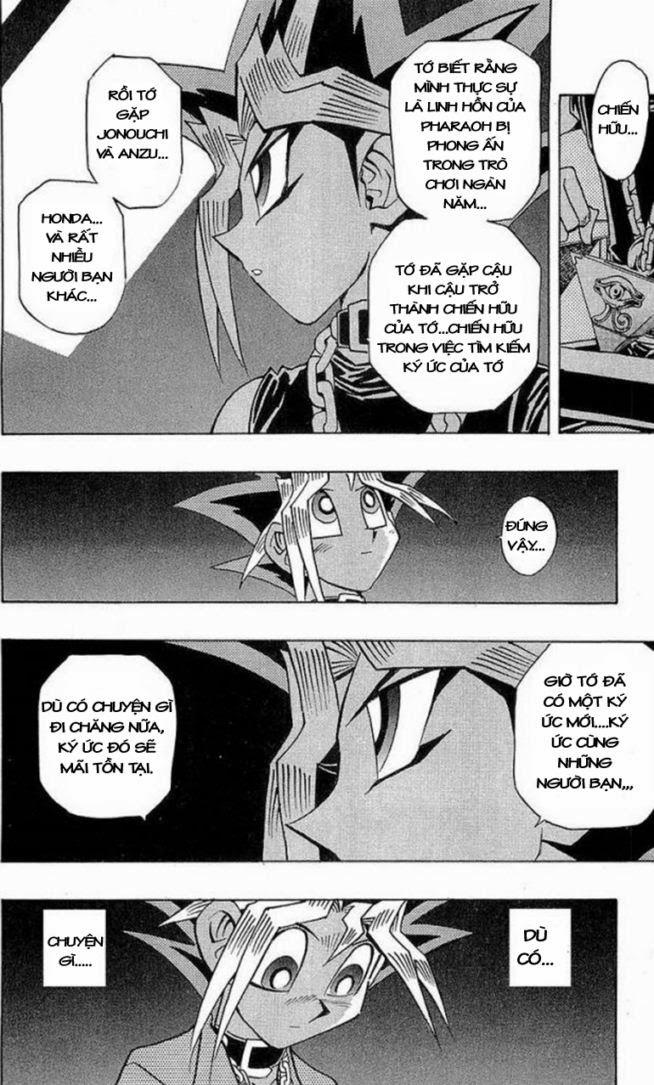 YuGi Oh – Vua Trò Chơi chap 280 Trang 10