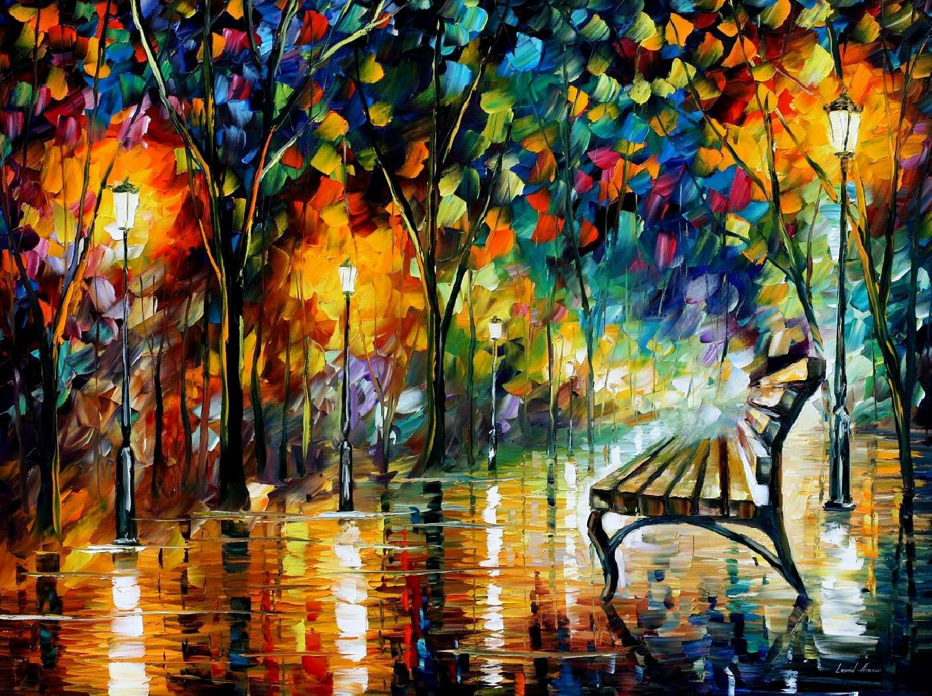 Lonely Paintings - Original