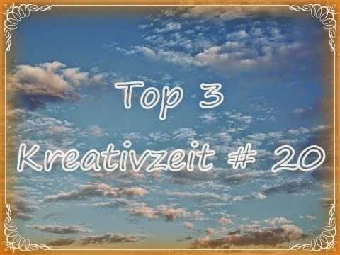 Top 3 - 12/2014 bei Kreativzeit Challenge