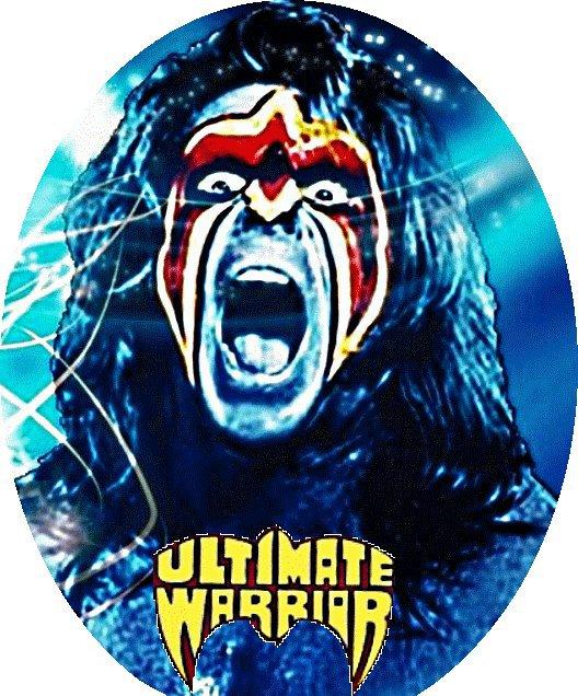 Adam's Wrestling: Ultimate Warrior's Website