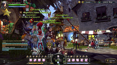 DnUnNiTeD Guild during its second day at Dragon Nest SEA
