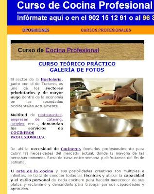 Aclys Formacion - Cursos de Cocina Profesional