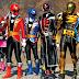 Super Hero Taisen Z   Filme estréia em terceiro lugar no Japão