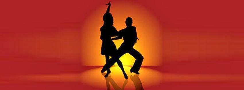 Belle image de couverture facebook salsa
