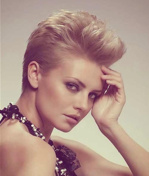 Korte Kapsels Trend  2016 - Haar trends en kapsels herfst winter 2015-2016 Beauty