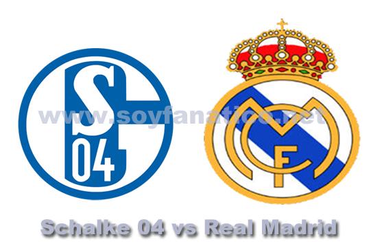 Champions, Real Madrid, Schalke,