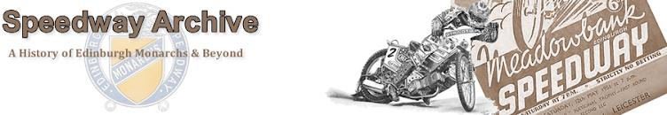 Speedway Archive