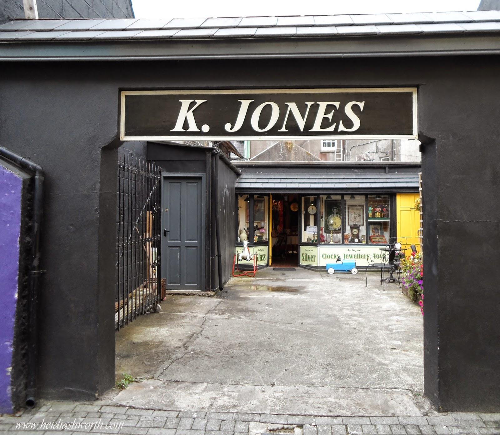 K Jones Kinsale So  remembering Kirsten s