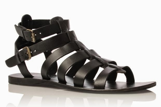 Gladiator sandals - Fashion of Indian