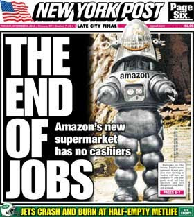 The End of Drudgery...and Jobs