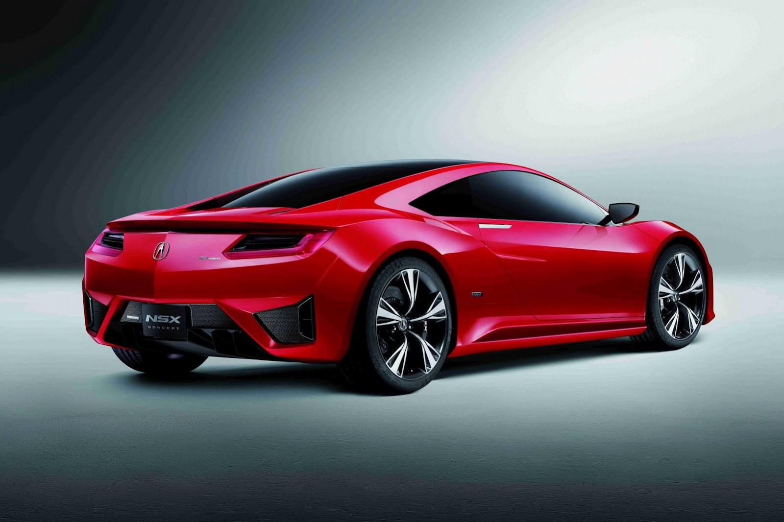 2016 acura nsx widescreen images