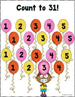 Free Challenge Math Game Board