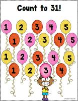 Free Challenge Math Game Board