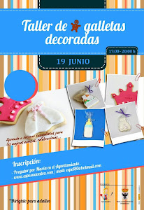 Taller Galletas Decoradas 19 Junio
