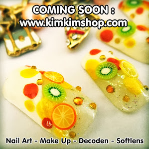 Kimkim Shop Website