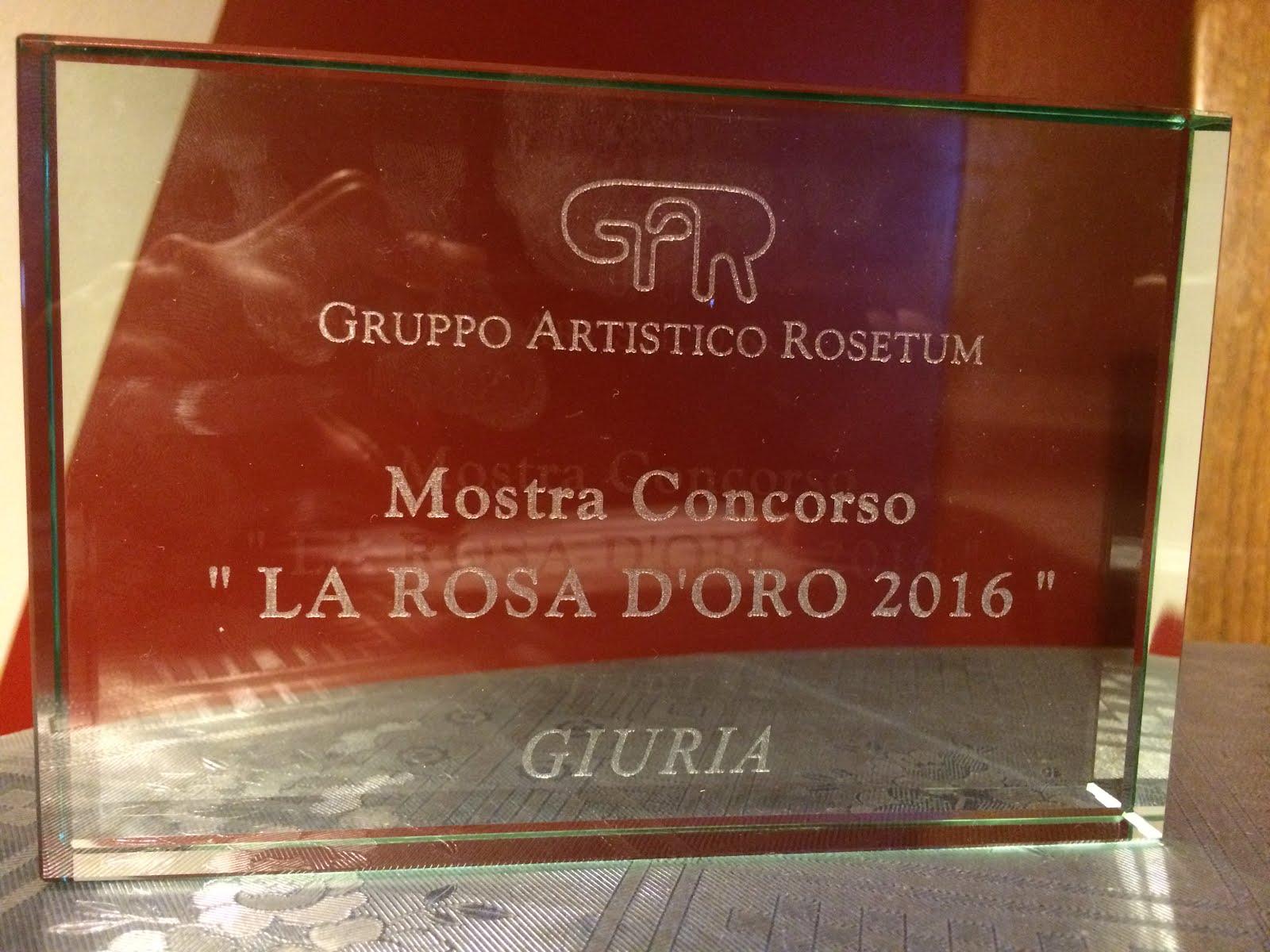 Elisabetta Mino, critico d'arte, al Rosetum di Milano - aprile 2016