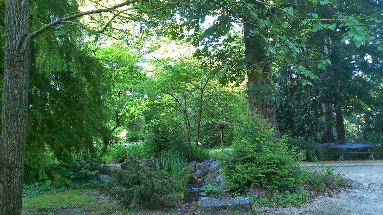 A la d couverte de notre patrimoine metz ville d 39 eau et for Boulevard jardin botanique