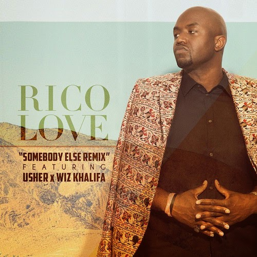 Rico Love ft. Usher & Wiz Khalifa – Somebody Else (Remix)