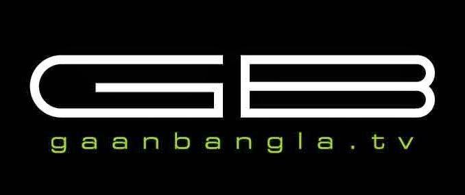 Gaan Bangla Television logo, Gaan Bangla Television live