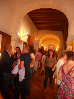 Pasillo Salón del Esoterismo Donostia