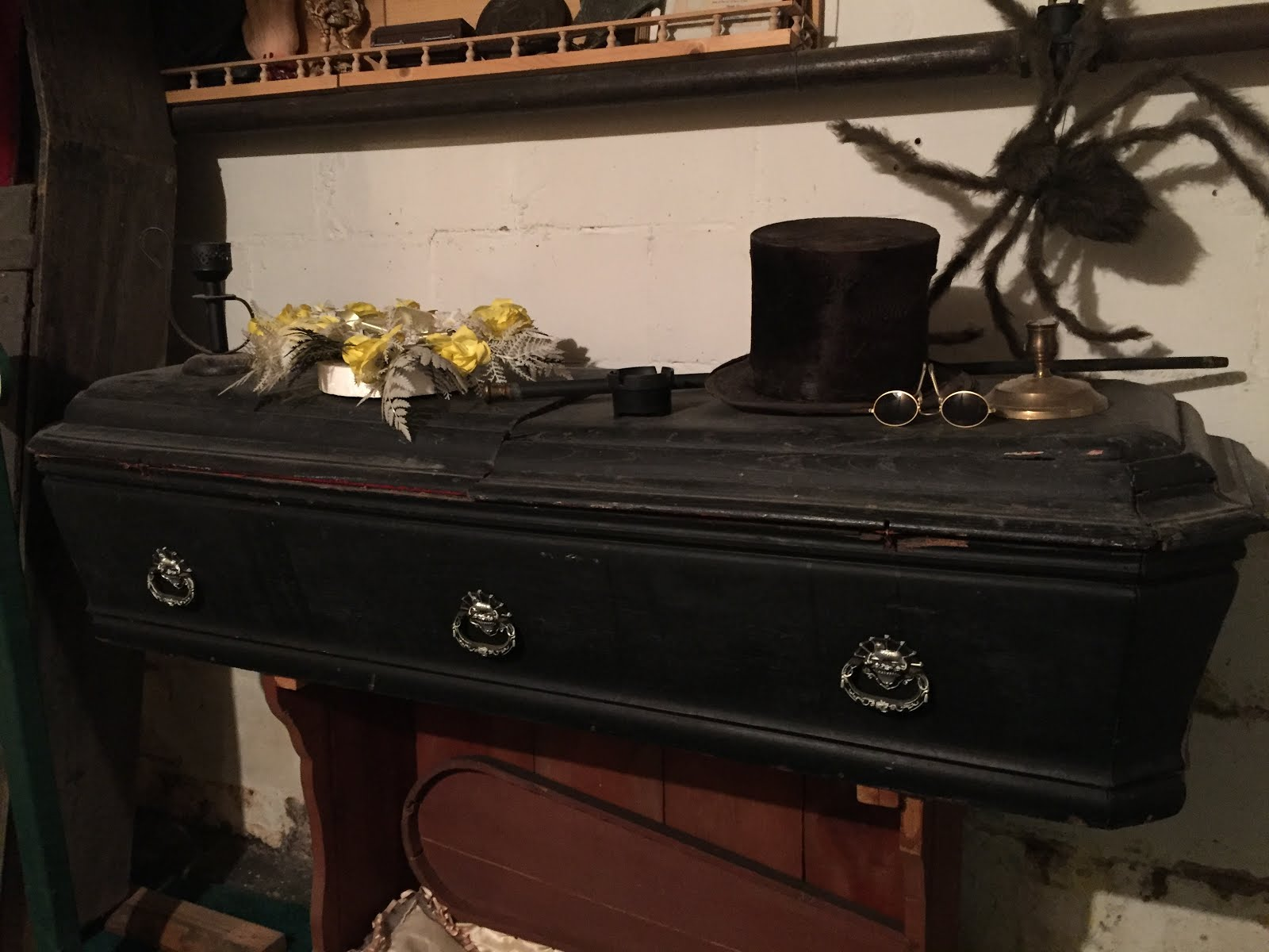 Junior Sized Coffin ~