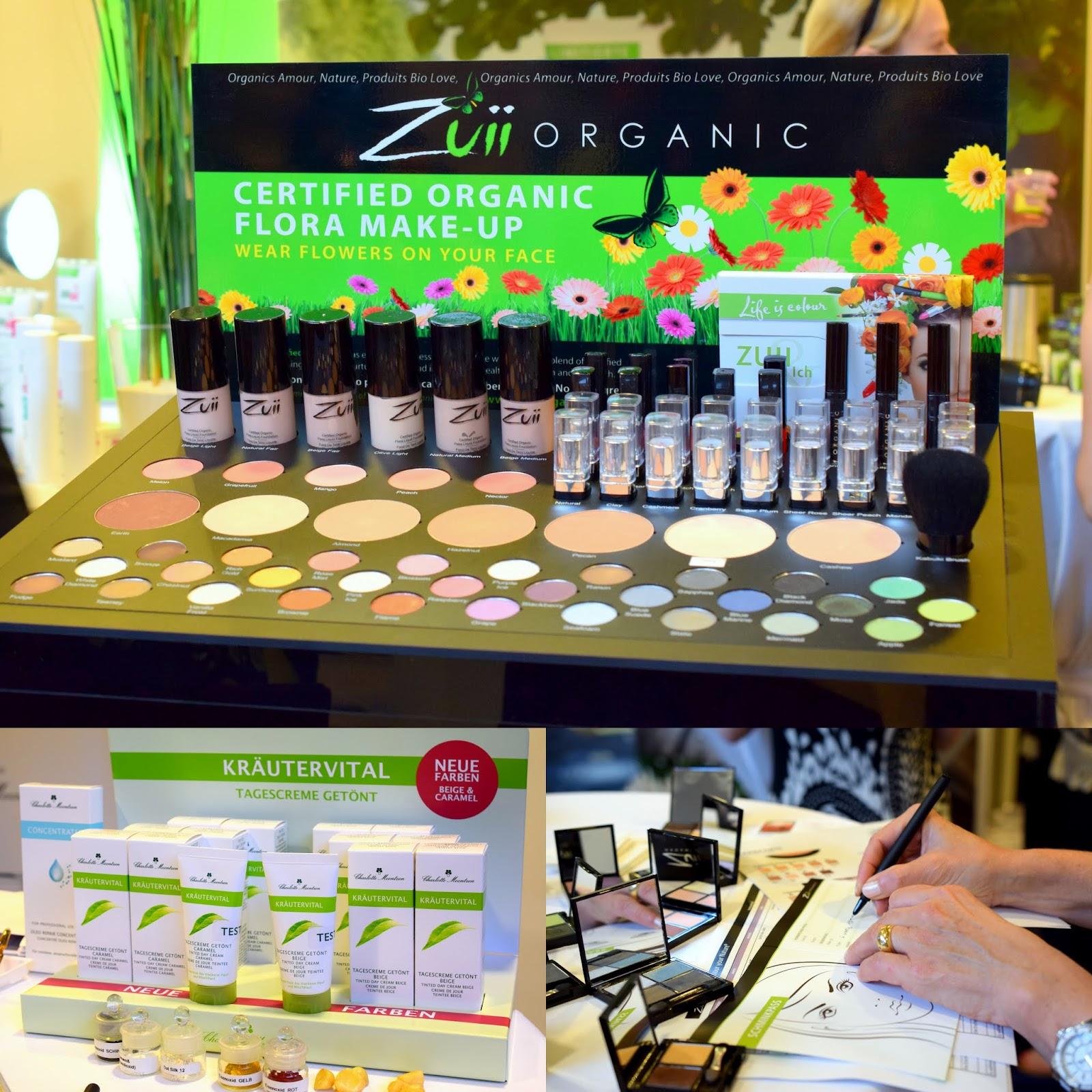 Beautypress Bloggerevent Juni 2015: ZUII Organic und Charlotte Meentzen
