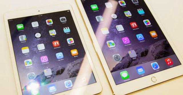 Người tiêu dùng Việt chưa mặn mà iPad mới