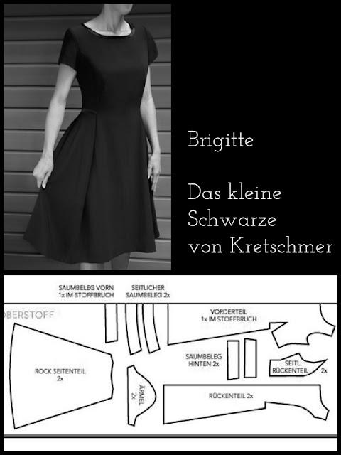 Kretschmer Brigitte Gratis Schnittmuster mit Fehler