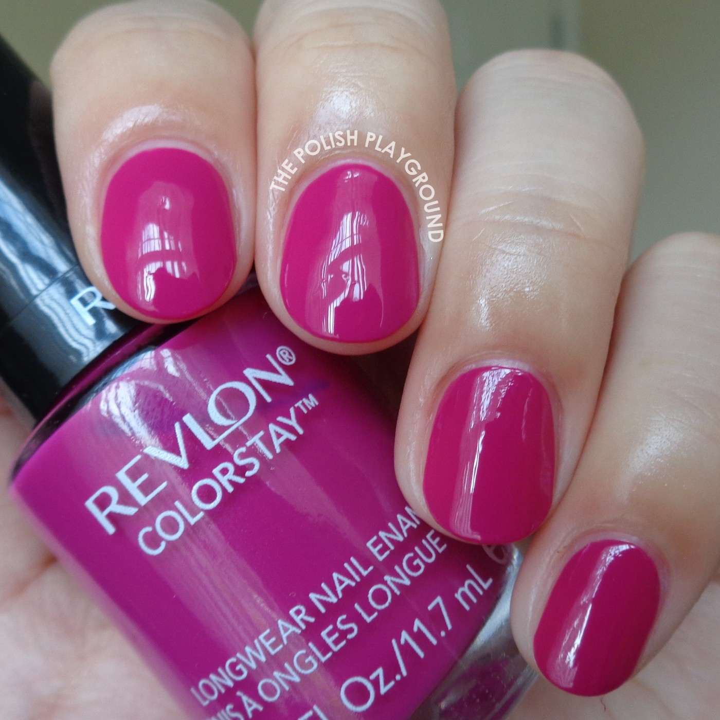 Revlon Colorstay Rich Raspberry