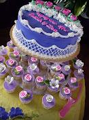 Cake n Cupcake Tier