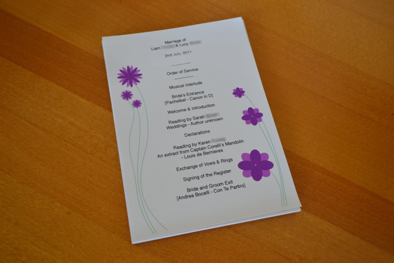 Porridge and Parsnips Wedding Photos The Details