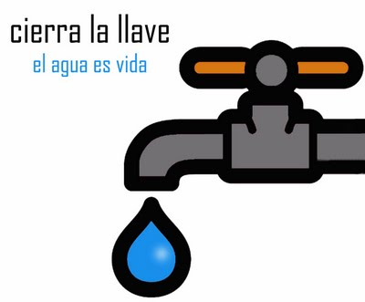 Ideas para cuidar en medio ambiente for Llave de regadera no cierra