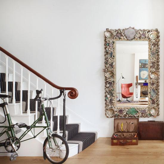My Notting Hill Seashell Mirrors