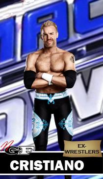 Ex-Wrestlers CRISTIANO