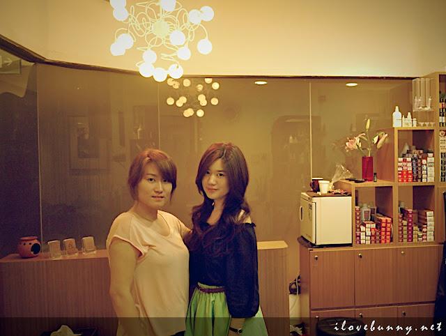 Juliana @ Aqua Korean Hair Salon