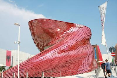 Những hình ảnh vể hội chợ Milan Expo 15, Italia