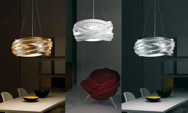 Consigli per la casa e l 39 arredamento come illuminare la cucina con i lampadari moderni - Lampadari cucina moderni ...