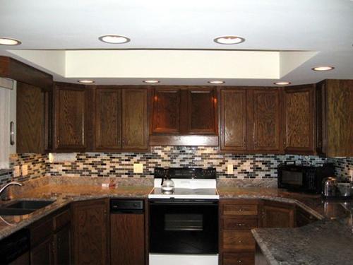 Brick Backsplash For Kitchen