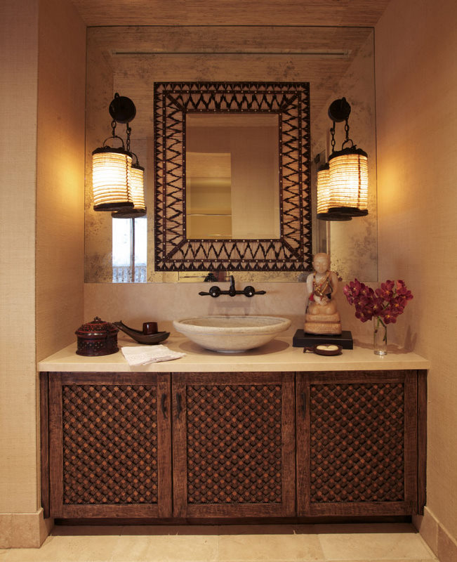 Our French Inspired Home Bathroom Sinks Which is your