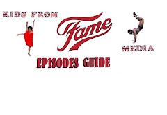 Fame Episode Guide