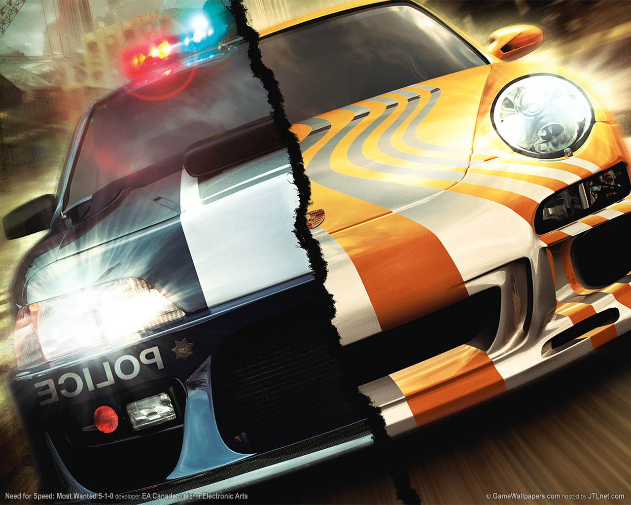 Need For Speed Most Wanted Races To Nintendo Wii U