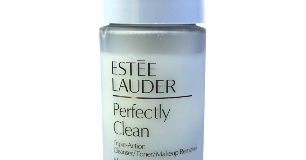 Estee lauder facial cleanser version Truly