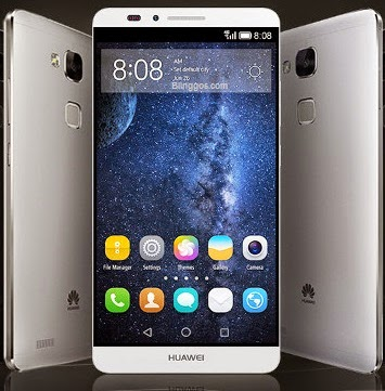 Review Huawei Ascend Mate7 Monarch